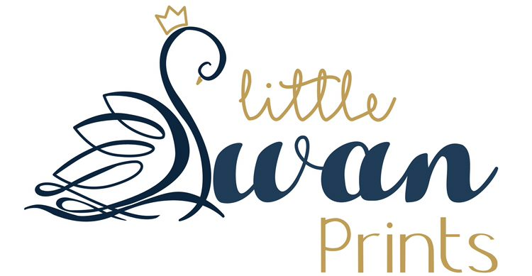 Little Swan Prints